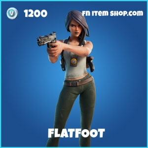 Flatfoot rare fortnite skin